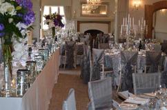 Weston Hall Staffordshire Wedding Reception